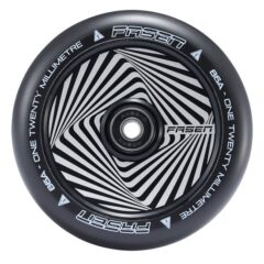 Fasen Hollow Core Hypno Square Black 120mm Wheels