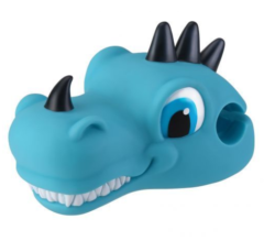 Globber Scooter Head - Dino Blue