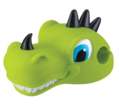 Globber Scooter Head - Dino Green