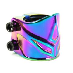 Envy Forged Oil Slick Double Clamp
